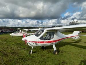 Ultralätta flygplan