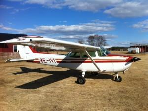 Klubbens Cessna 180