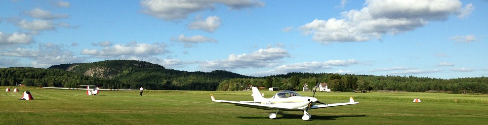 Välkommen til Strömstad Flygklubb